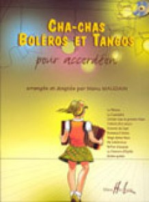 MAUGAIN M. CHA-CHAS BOLEROS TANGOS ACCORDEON