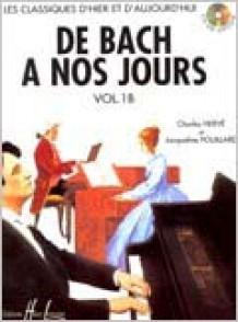 DE BACH A NOS JOURS VOL 1B PIANO