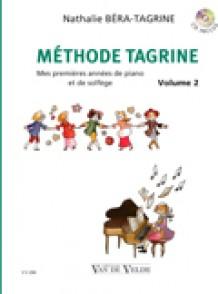 BERA-TAGRINE N. METHODE TAGRINE VOL 2 PIANO