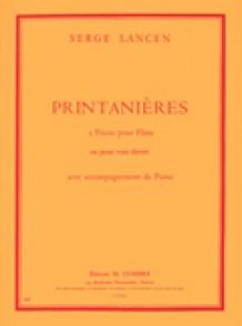LANCEN S. PRINTANIERES FLUTE