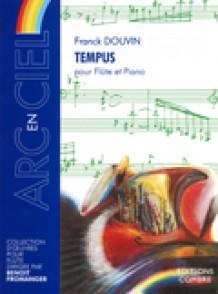 DOUVIN F. TEMPUS FLUTE