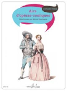 VERSCHAEVE M. AIRS D'OPERAS-COMIQUES VOL A VOIX SOPRANO - TENOR