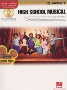 HIGH SCHOOL MUSICAL CLARINET