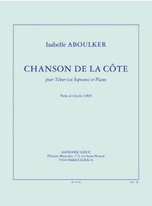 ABOULKER I. CHANSON DE LA COTE VOIX
