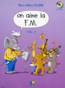 SICILIANO M.H. ON AIME LA F.M. 3ME ANNEE