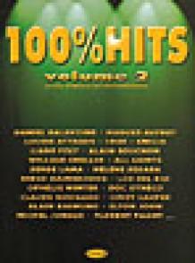 100% HITS VOLUME 2 PIANO CHANT GUITARE