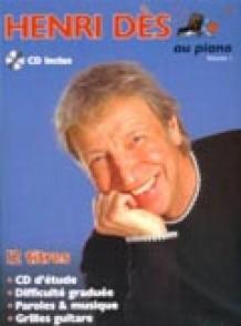 DES HENRI AU PIANO VOL 1
