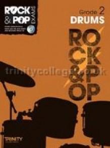 DRUMS ROCK & POP GRADE 2