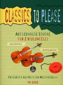 CLASSIC TO PLEASE VOL 2 VIOLONCELLES