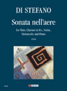 DI STEFANO S. SONATA NELL'AERE QUINTETTE CORDES ET BOIS PIANO