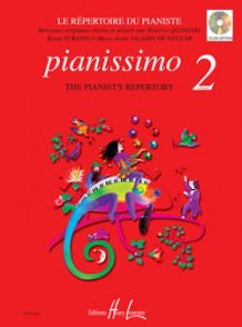 PIANISSIMO VOL 2 REPERTOIRE DU PIANISTE