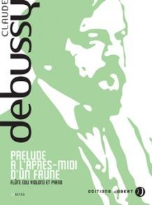 DEBUSSY C. PRELUDE A L'APRES-MIDI D'UN FAUNE FLUTE