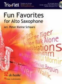 SCHAARS FUN FAVORITES FOR SAXO ALTO