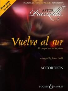 PIAZZOLLA A. VUELVO AL SUR ACCORDEON