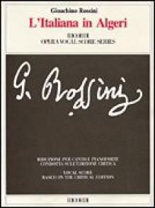 ROSSINI G. L'ITALIENA IN ALGERI CHANT PIANO