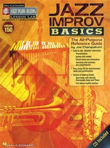 JAZZ PLAY-ALONG VOL 150: JAZZ IMPRO BASICS INSTRUMENTS BB, EB, C, BASS