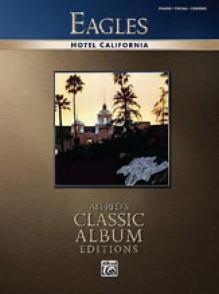 EAGLES HOTEL CALIFORNIA PVG