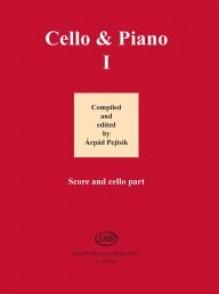 CELLO ET PIANO VOL 1