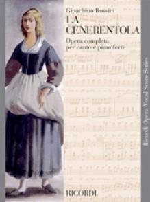 ROSSINI G. LA CENERENTOLA CHANT PIANO
