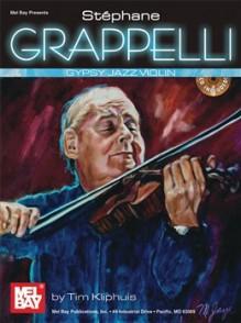 GRAPPELLI S. GYPSY JAZZ VIOLON + CD