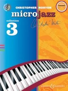 NORTON C. MICROJAZZ PIANO COLLECTION 3