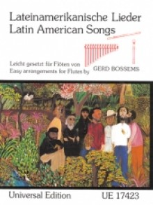 LATIN AMERICAN SONGS FLUTES