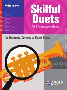 SPARKE P. SKILFUL DUETS TROMPETTES/CORNETS