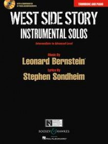 WEST SIDE STORY INSTRUMENTAL SOLOS TROMBONE