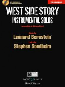 WEST SIDE STORY INSTRUMENTAL SOLOS VIOLONCELLE