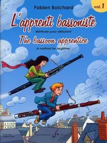 BOICHARD F. L'APPRENTI BASSONISTE VOL 1