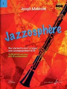 MAKHOLM J. JAZZOSPHERE VOL 3 CLARINETTE