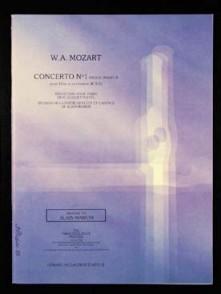 MOZART W.A. CONCERTO KV  313 FLUTE