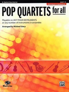 STORY M. POP QUARTETS FOR ALL CLARINETTES