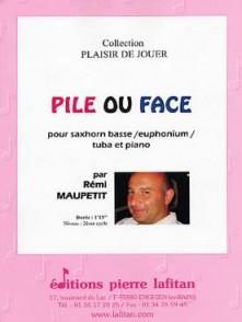 MAUPETIT R. PILE OU FACE TUBA OU SAXHORN BASSE