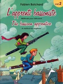 BOICHARD F. L'APPRENTI BASSONISTE VOL 2