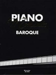 PIANO MOMENTS BAROQUE PIANO
