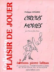 OPRANDI P. CIRCUS MOVIES CLARINETTE