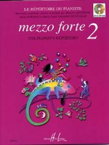 MEZZO FORTE VOL 2 PIANO
