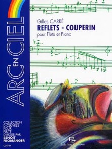 CARRE G. REFLETS - COUPERIN FLUTE
