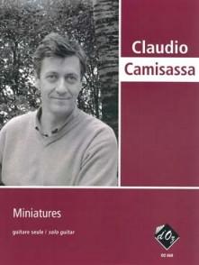 CAMISASSA C. MINIATURES GUITARE
