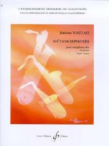 NAULAIS J. METAMORPHOSES SAXO ALTO