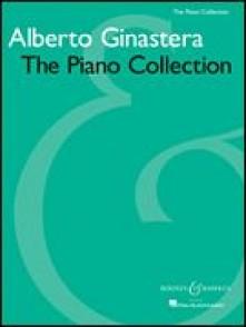 GINASTERA A. THE PIANO ALBUM