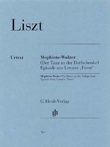 LISZT F. MEPHISTO VALSE PIANO