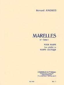 ANDRES B. MARELLES 1ER CAHIER HARPE
