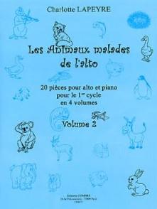 LAPEYRE C. LES ANIMAUX MALADES DE L'ALTO VOL 2 ALTO