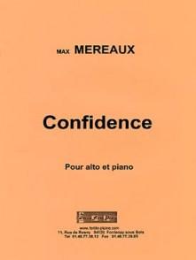 MEREAUX M. CONFIDENCE ALTO PIANO
