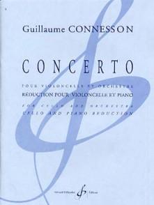 CONNESSON G. CONCERTO VIOLONCELLE