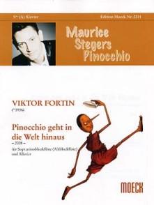 FORTIN V. PINOCCHIO GEHT IN DIE WELT HINAUS FLUTE A BEC ALTO