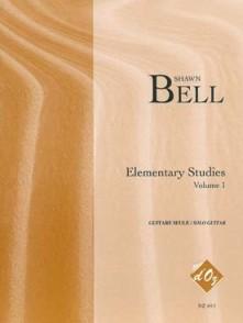 BELL S. ELEMENTARY STUDIES VOL 1 GUITARE