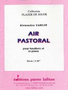 CARLIN A. AIR PASTORAL HAUTBOIS